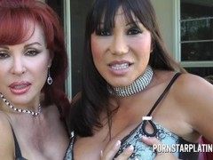Lesbian Milfs Ass licking and Machine fuck - Ava Devine and Sexy Vanessa Thumb