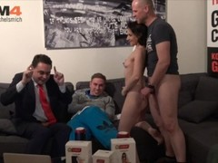 KIIRO THE INCREDIBLE DILDO MASTURBATOR PRESENTED BY MAX FELICITAS AND ANDREA DIPRE FOR CAM4 Thumb