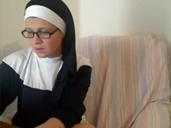 Yummy katholic nun on adult webcam chat Thumb