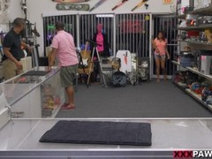 Home run audition in the XXX Pawn Shop with Sexy Latina Mia Martinez (xp15608) Thumb