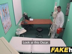 Fake Hospital Petite Italians insomnia solved via sex and cum swallowing Thumb