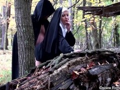 Demon Fucks Smoking Nun - ALHANA WINTER - Twisted Faith Remaster Exclusive Thumb