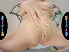 SexBabesVR - Fitness Babe with Paulina Soul Thumb