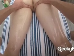 vacation massage turns to squirting fuck Thumb