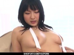 Megumi Haruka screams while lucky man fucks her pussy - More at Pissjp.com Thumb