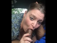 BBW sucking BBC on lunch break 2 Thumb