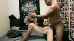 BBC bull uses my wife to cum Thumb